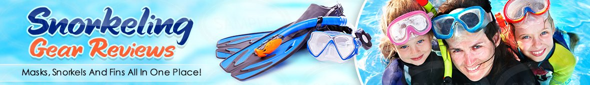 Gifts For Snorkeling header image