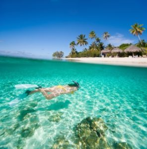 snorkeling for health