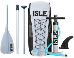 Isle sup fin pump and paddle