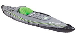 1 person inflatable kayak
